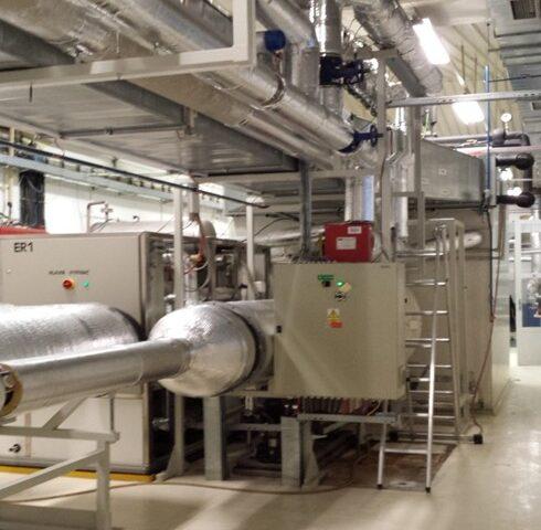 Kalorimetr Pro Měření Intercoolerů (mezichladič Turba)