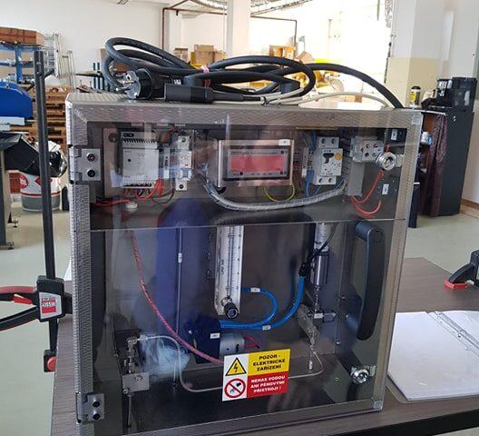 Měření vlhkosti, Measure of humidity in the sample